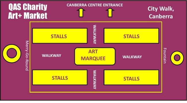 Map of Show/Market Location